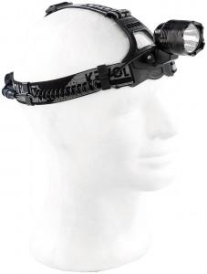 Kryolights-Stirnlampe-Tragekomfort